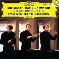 Russian National Orchestra, Mikhail Pletnev – Tchaikovsky: Manfred Symphony; The Tempest