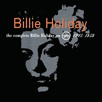 Přední strana obalu CD The Complete Billie Holiday On Verve 1945 - 1959