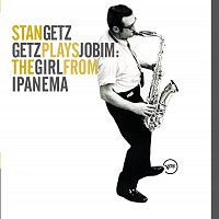 Přední strana obalu CD Getz Plays Jobim: The  Girl From Ipanema