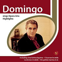 Plácido Domingo, Friedrich von Flotow, London Symphony Orchestra, Nello Santi – Opera Aria Highlights