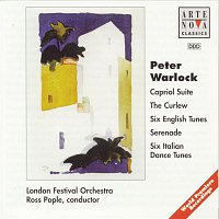 Ross Pople – Warlock: Capriol Suite/The Curlew/6 Italian Dances/6 English Tunes