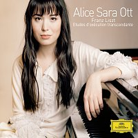Alice Sara Ott – Liszt: 12 Études d'exécution transcendante [International Version] – CD