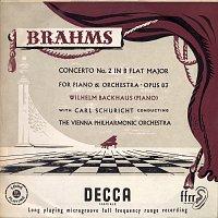 Wilhelm Backhaus, Wiener Philharmoniker, Carl Schuricht – Brahms: Piano Concerto No. 2 [Mono Version]