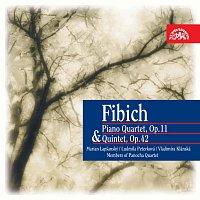 Marián Lapšanský, Ludmila Peterková – Fibich: Klavírní kvartet, op. 11 & kvintet, op. 42
