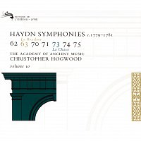 Christopher Hogwood, The Academy of Ancient Music – Haydn: Symphonies Vol. 10
