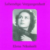 Lebendige Vergangenheit - Elena Nikolaidi