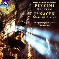 Přední strana obalu CD Puccini: Requiem / Janacek: Mass in E flat