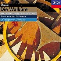 Christoph von Dohnányi, Gabriele Schnaut, Robert Hale, Poul Elming, Alfred Muff – Wagner: Die Walkure