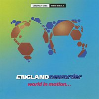 New Order – World In Motion (U.S. Maxi)