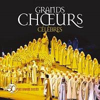 Přední strana obalu CD 50 Plus Grands Succes : Grands Choeurs