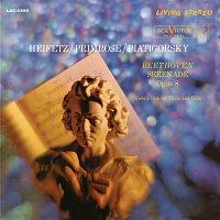 Gregor Piatigorsky, Ludwig van Beethoven, Jascha Heifetz, William Primrose – Beethoven: Serenade in D Major, Op. 8 & Kodály: Duo for Violin and Cello, Op. 7 (Remastered)