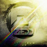 Přední strana obalu CD Spectrum EP