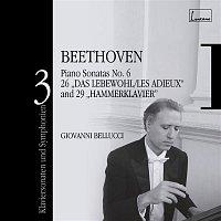 Giovanni Bellucci – Beethoven : Piano Sonatas & Symphonies Volume 3