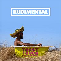 Rudimental, James Arthur – Toast to our Differences