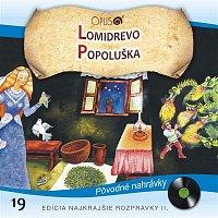 Various  Artists – Najkrajšie rozprávky II., No.19: Lomidrevo/Popoluška