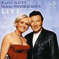 Karel Gott, Helena Vondráčková – Live