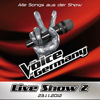 The Voice Of Germany – 23.11. - Alle Songs aus der Liveshow #2
