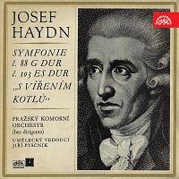 Přední strana obalu CD Haydn: Symfonie č. 88 a č. 103