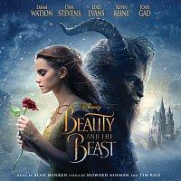 Přední strana obalu CD Beauty and the Beast [Original Motion Picture Soundtrack]