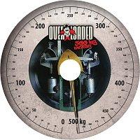 Přední strana obalu CD 500KG Hardcore