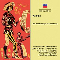 Hans Knappertsbusch, Wiener Staatsopernchor, Wiener Philharmoniker, Anton Dermota – Wagner: Die Meistersinger von Nurnberg
