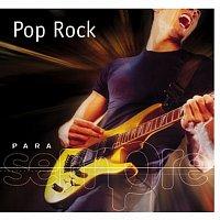 Přední strana obalu CD Para Sempre - Pop Rock