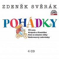 Přední strana obalu CD Svěrák: Pohádky