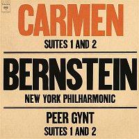 Leonard Bernstein, Edvard Grieg, New York Philharmonic Orchestra – Bizet: Carmen Suites 1 & 2 - Grieg: Peer Gynt Suites 1 & 2