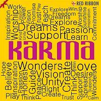 Přední strana obalu CD Karma