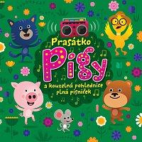 Různí interpreti – Prasátko Pigy a kouzelná pohlednice plná písniček