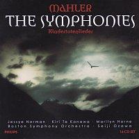 Boston Symphony Orchestra, Seiji Ozawa – Mahler: The Symphonies/Kindertotenlieder (14 CDs)