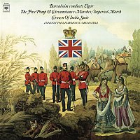 Daniel Barenboim, London Philharmonic Orchestra, Edward Elgar – Elgar: Pomp and Circumstance Marches, Op. 39, The Crown of India, Op. 66a & Imperial March, Op. 32