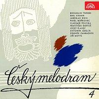 Různí interpreti – Český melodram 4