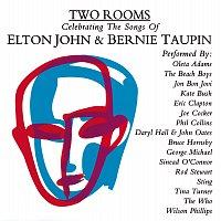 Přední strana obalu CD Two Rooms: Celebrating the Songs of Elton John & Bernie Taupin