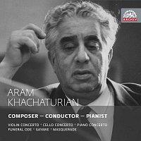 Aram Chačaturjan – Skladatel - dirigent - klavírista. Russian Masters