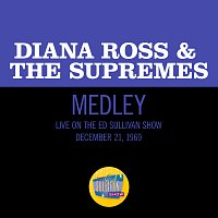 Diana Ross & The Supremes – Baby Love/Stop! In The Name Of Love/Come See About Me [Medley/Live On The Ed Sullivan Show, December 21, 1969]