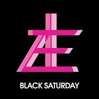 Přední strana obalu CD Black Saturday