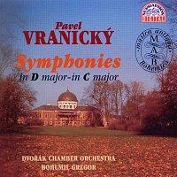 Dvořákův komorní orchestr/Bohumil Gregor – Vranický: Symfonie D dur, Symfonie C dur