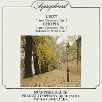František Rauch, Symfonický orchestr hl.m. Prahy (FOK), Václav Smetáček – Liszt, Chopin: Klavírní koncerty