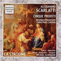 Michael Schneider – Scarlatti - Cinque Profeti (Christmas Cantata)