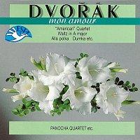 Přední strana obalu CD Dvořák: Smyčcové kvartety, Dva valčíky