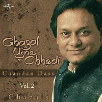 Přední strana obalu CD Ghazal Usne Chhedi Vol. 2  ( Live )