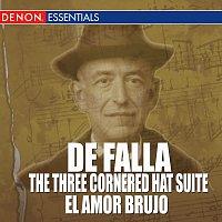 Manuel de Falla, Jean Madeira, Vienna Symphonic Orchestra, Eduord Van Remoortel – De Falla - The Three-Cornered Hat Suite - El Amor Brujo