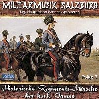 Militarmusik Salzburg – Historische Regimentsmarsche der k.u.k. Armee
