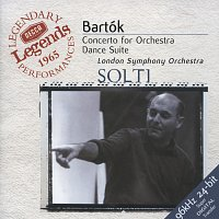 London Symphony Orchestra, Sir Georg Solti – Bartók: Concerto for Orchestra; Dance Suite; The Miraculous Mandarin LP