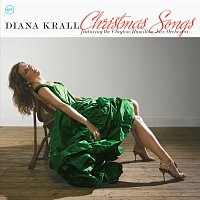 Diana Krall, The Clayton-Hamilton Jazz Orchestra – Christmas Songs – LP