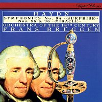 Frans Bruggen, Orchestra Of The 18th Century – Haydn: Symphonies Nos. 94, 95 & 96