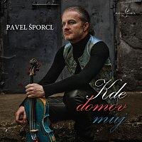 Pavel Šporcl – Kde domov můj - virtuózní variace pro sólové housle
