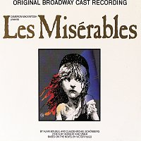 Přední strana obalu CD Les Misérables [Original Broadway Cast Recording]