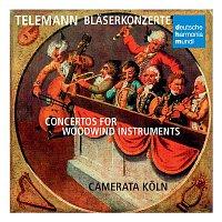 Camerata Koln, Georg Philipp Telemann – Telemann: Concertos for Woodwind Instruments